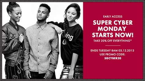Manic Monday At The Asos Sale by Asos Cyber Monday Sale Early Access 20
