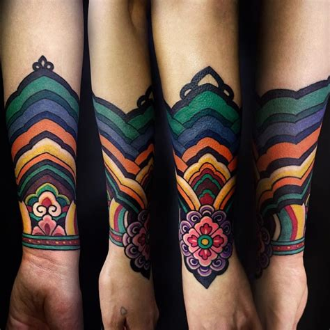 Korean Tattoo School | these tattoos are totally hard korea tattoodo