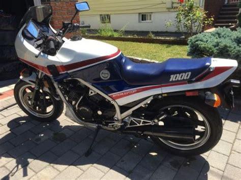 1984 honda interceptor 500 white honda interceptor for sale find or sell