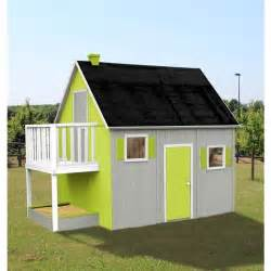 soulet maisonnette bois duplex l 3 05 m p 2 10 m h 2 50