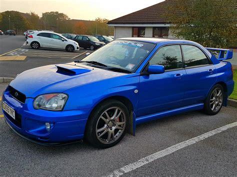 subaru wrx turbo used 2005 subaru impreza wrx wrx turbo for sale in