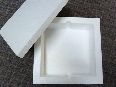 Sterofoam Box Package eps foam manufacturer for shipping and packaging inserts