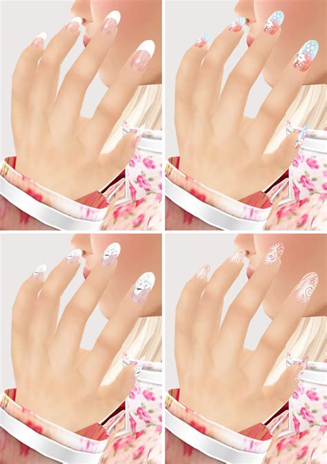 Accessories Nail Designs by Models Accessories Nails Designs