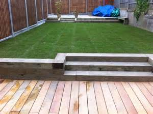 How To Build A Patio Bench Stac Landscaping 99 Feedback Landscape Gardener