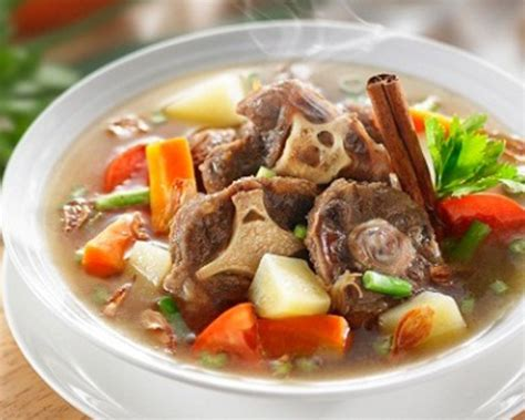resep membuat sop buah enak cara membuat sop buntut istimewa enak gurih resepmagz com