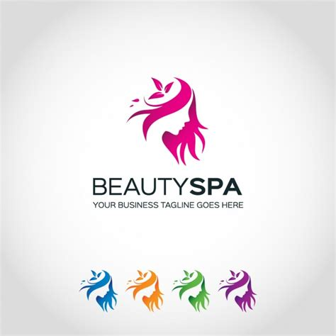 Beauty Vectors Photos And Psd Files Free Download Hair Salon Logos Templates