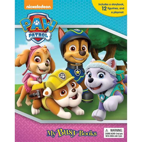 My Busy Book Marvel Avenger paw patrol my busy book books activity book b m