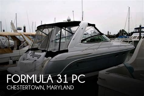 formula boats for sale in maryland canceled formula 31 pc boat in chestertown md 098927