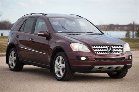 Used Mercedes Ml320 For Sale by 2007 Used Mercedes Ml320 Cdi For Sale