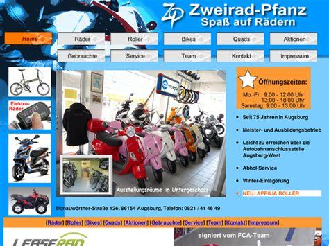 Mz Motorrad Augsburg by Zweirad Harald Pfanz In Augsburg Motorradh 228 Ndler