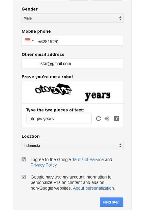 Langkah-Langkah Mendaftar Email Gmail – YohanSalman.com