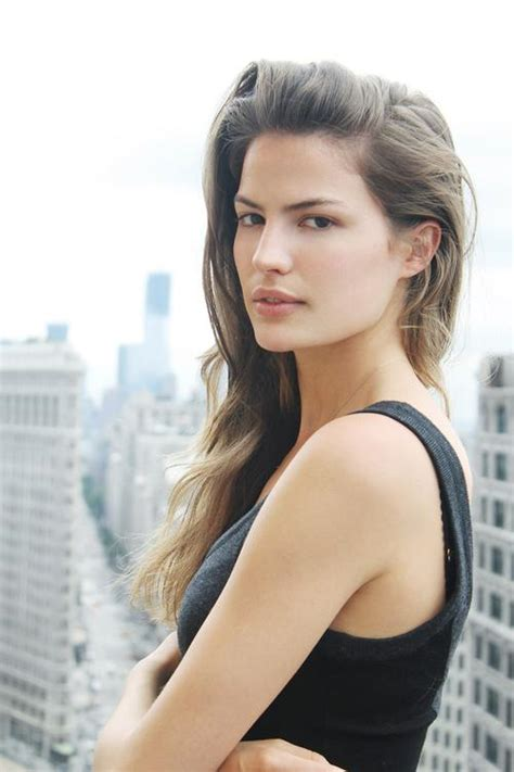 natural models cameron russell model profile photos latest news