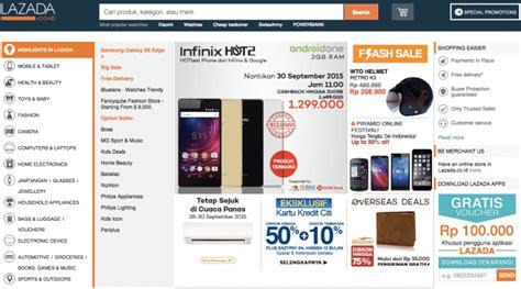 Lazada Indonesia 26 popular shopping in indonesia vondroid