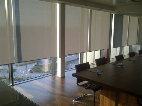 Office Blinds by Promotions Island Curtains