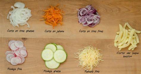corte en sifflet t 233 cnicas de cocina tipos cortes para verduras