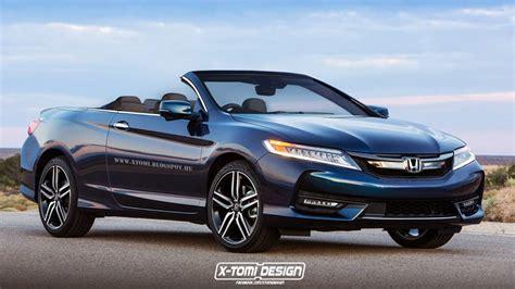 Honda Civic Convertible by 2018 Honda Accord Convertible Honda Overview