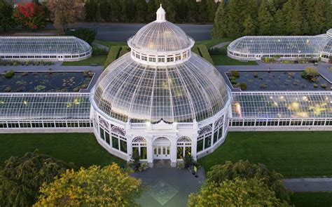 the new york botanical garden honored for excellence in