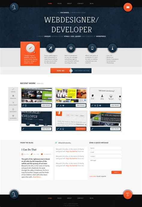 design inspiration websites 2014 web design inspiration 17