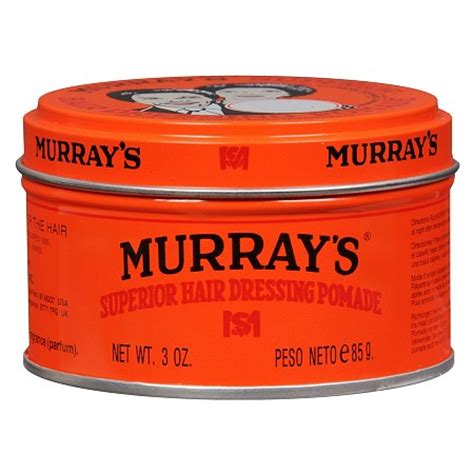 Pomade Murray S Superior murray s superior hair dressing pomade walgreens