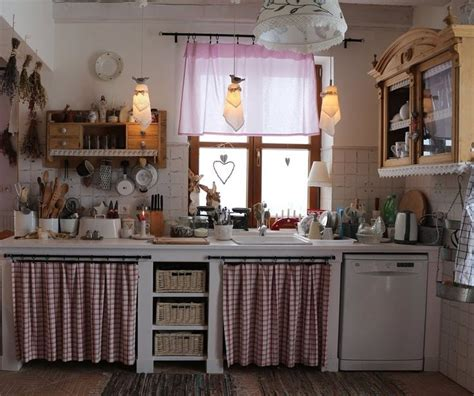 Country Cottage Kitchen by Country Cottage Wood White Kitchen Country Living 2