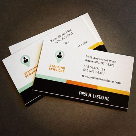 https chapterland org templates business cards recruiter business card letterhead template by