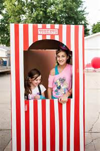 Room Decorating Games For Adults carnival birthday party jenniferlee