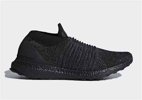 adidas  dropping  ultraboost laceless   triple