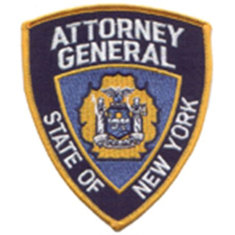 new york state office of attorney general criminal