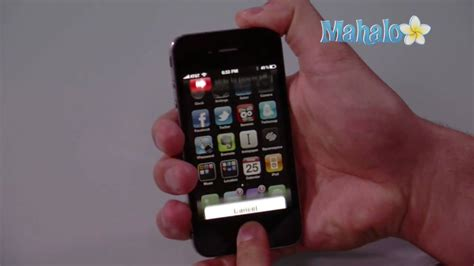 a iphone 4 how to reboot the iphone 4