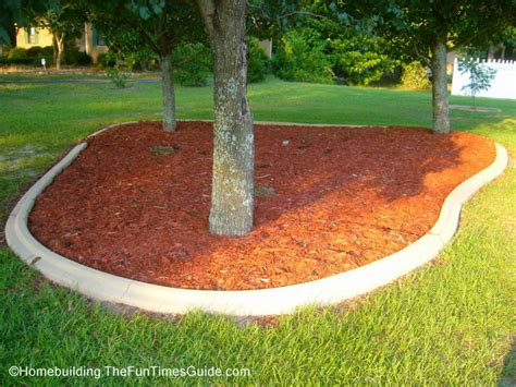 3 great reasons to concrete landscape curbing