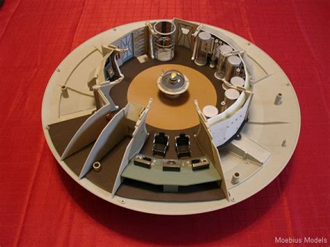 lost in space jupiter 2 model lost in space moebius jupiter 2 model with new features by