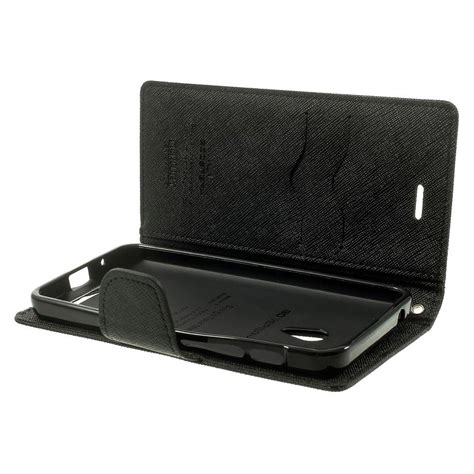 Wallet Asus Zenfone 4 5 asus zenfone 4 a450cg black fancy wallet