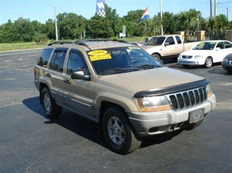 Find Jeep Grand Find Used 2000 Jeep Grand Laredo Sport Utility 4