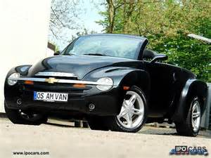 2003 chevrolet ssr maintained car photo and specs
