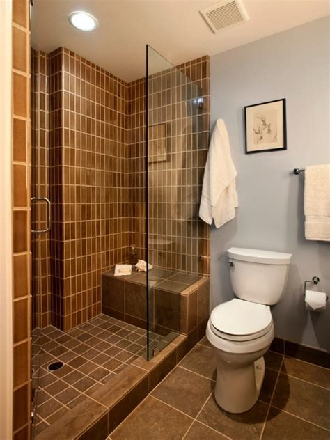 Open Shower Small Bathroom Open Shower Studio Design Gallery Best Design
