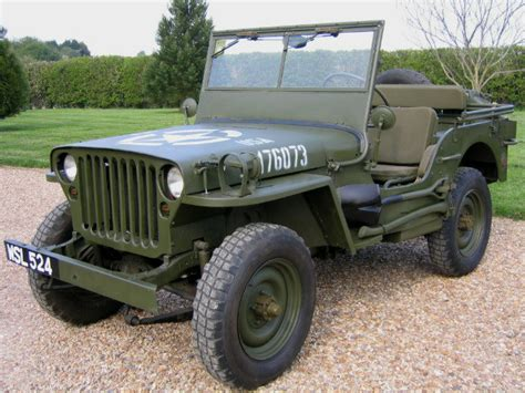 Willys Jeep History Of Jeep Jeepusa