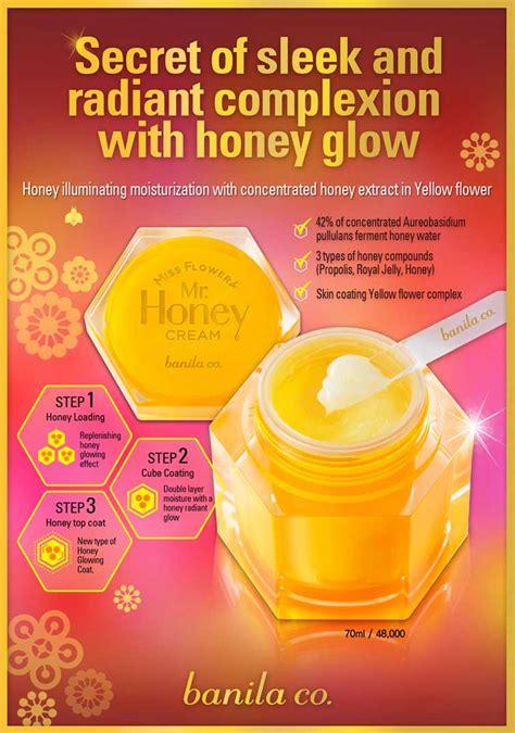 Missmay Lotion Honey box korea banila co miss flower mr honey