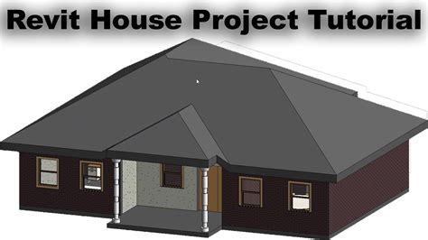 house project revit house project tutorial for beginners 2d house plan