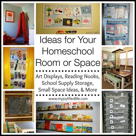ideas for ideas for your homeschool room or space my filled