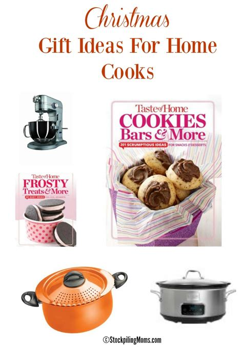 gift ideas for cooks 20 christmas gift ideas for home cooks