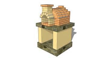 Backyard Brick Oven Free Pizza Oven Plans Youtube