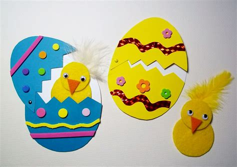 Kindergarten Paper Crafts - easter crafts for kindergarten find craft ideas