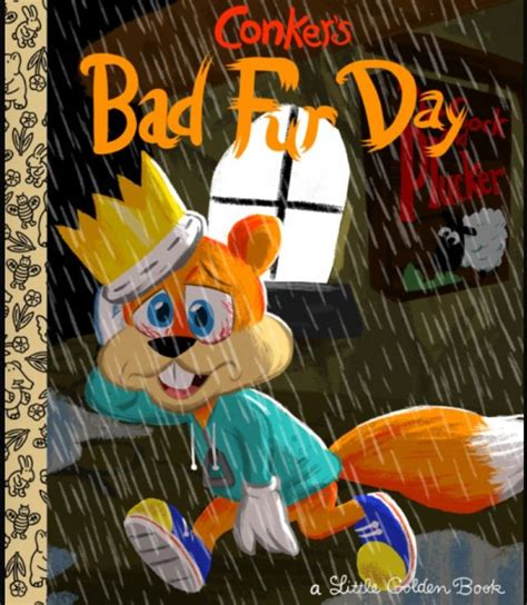 the golden fur books 1000 images about conker s bad fur day on