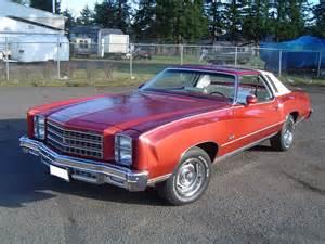 1976 Chevrolet Monte Carlo 1976 1976 Chevrolet Monte Carlo Landau