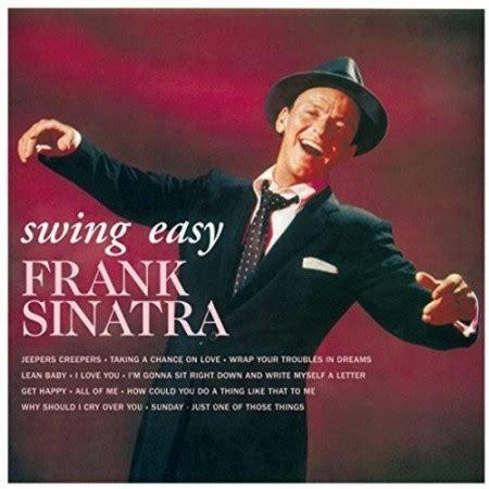 sinatra swing easy frank sinatra swing easy remastered plak opus3a