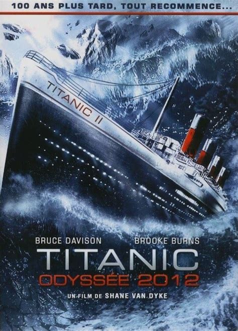 film titanic 2 titanic 2 2010 cast crew the movie database tmdb