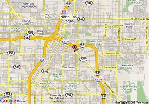map of downtown las vegas maps us map vegas