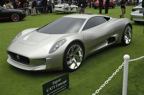 100 Cars 187 Jaguar C X75