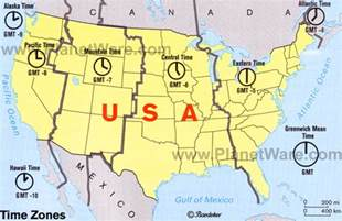 Usa Timezone Map by Time Zone Map Usa New Calendar Template Site