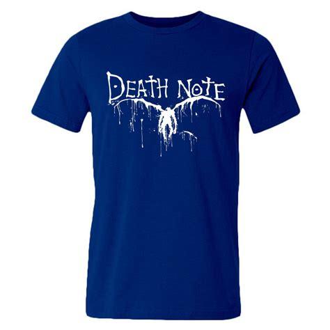 Hoodie L Logo Deathnote Lve 1 brand fashion summer t shirts note empire logo